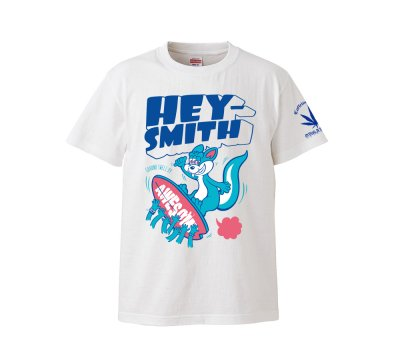 HEY-SMITH_Skunk T_WHITE