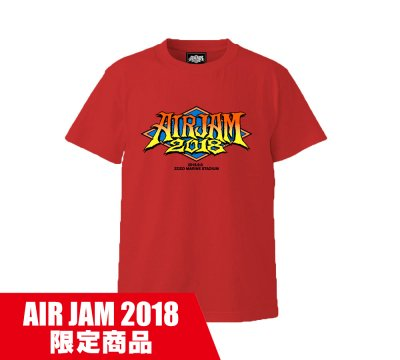 AJ18_OFFICIAL_LOGO_TEE_レッド