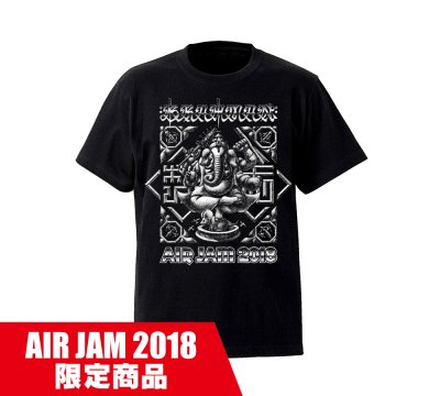 BRAHMAN_AIR JAM2018 T [A]_BLACK