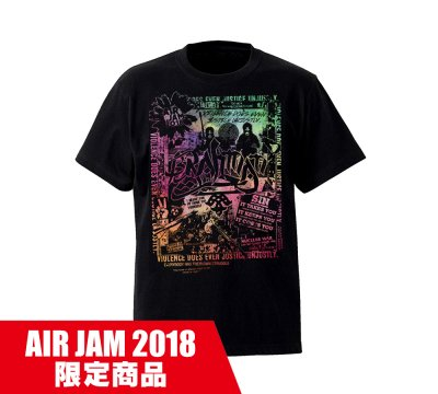 BRAHMAN_AIR JAM2018 T [B]_BLACK