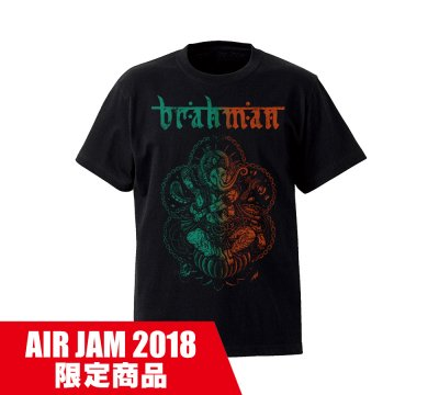BRAHMAN_AIR JAM2018 T [D]_BLACK