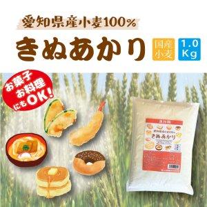 (愛知県産)きぬあかり小麦粉1kg