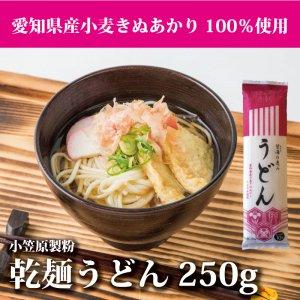 愛知県産小麦使用 「碧海の恵み」うどん 250g