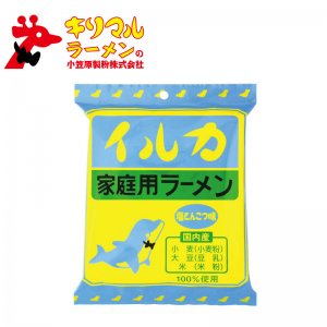 イルカラーメン1食塩とんこつ味