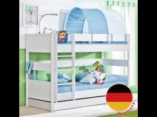 二段ベッド SOPHIA / スタンダードH155 / 白