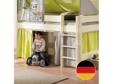 ベッドカーテン / PAIDI 125用 / シンプルタイプ / 3枚セット