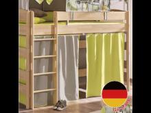 ベッドカーテン / PAIDI 155・183用 / シンプルタイプ / 3枚セット
