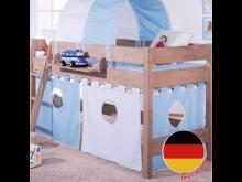 ベッドカーテン / PAIDI 125用 / デザインタイプ / 3枚セット