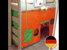 ベッドカーテン / PAIDI 155用 / サッカーゴールタイプ