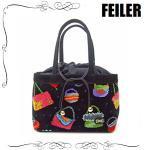 フェイラー/FEILER/クレイジーバッグ/巾着トート型