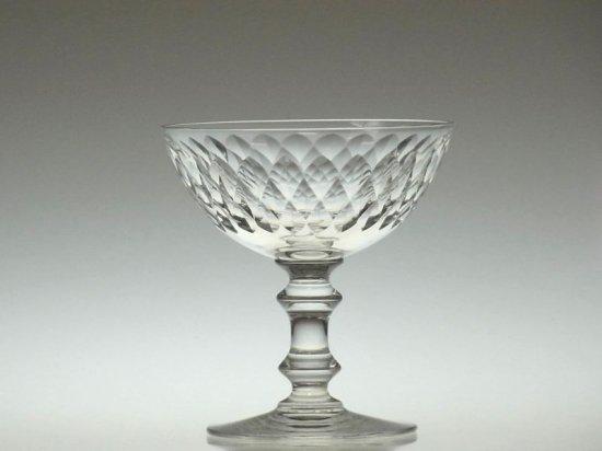 バカラ グラス ● アルマニャック シャンパンクープ グラス ヴィンテージ クリスタル Armagnac