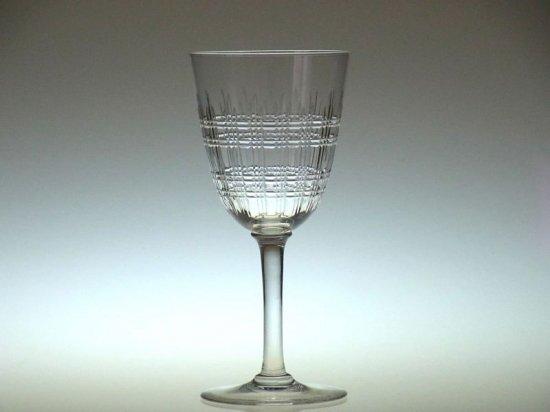 オールド バカラ グラス ● カブール ウォーターゴブレット アンティーク グラス Cavour