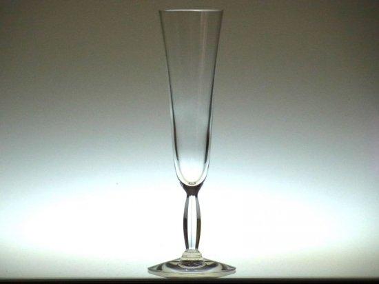 バカラ グラス ● オンド シャンパンフルート 23cm 未使用品 Onde