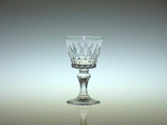バカラ グラス ● バッキンガム リキュール グラス ヴィンテージ クリスタル Buckingham