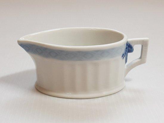 ロイヤルコペンハーゲン クリーマー■ブルーファン ミルク差し 希少 レア Blue Fan 1級品 美品