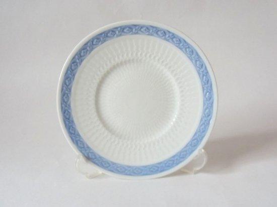 ロイヤルコペンハーゲン■ブルーファン デザートプレート 皿 1枚 希少 レア Blue Fan 1級品