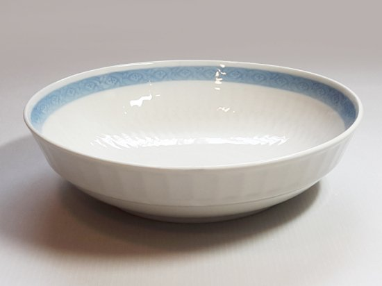 ロイヤルコペンハーゲン ボウル■ブルーファン ベジタブルボウル 1個 深皿 中 レア Blue Fan