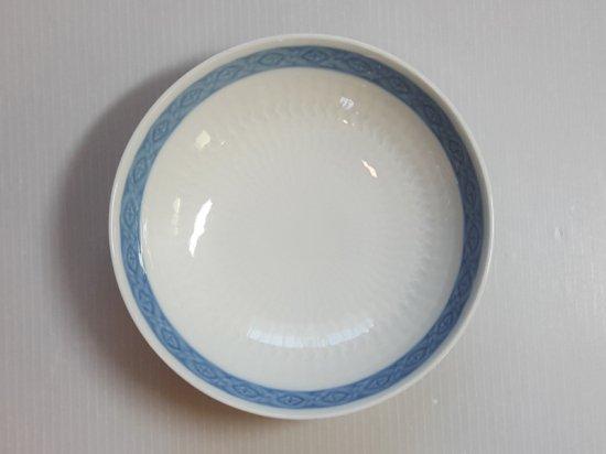 ロイヤルコペンハーゲン ボウル■ブルーファン ミニボウル 1個 皿 レア Blue Fan 1級品 美品