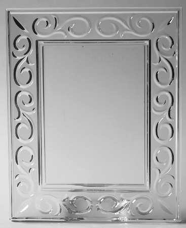 ウォーターフォード 写真立て アラベスク フォトフレーム クリスタル 12.5cm×17.5cm用 Arabesque