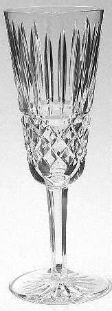 ウォーターフォード グラス バルトレイカット シャンパン フルート グラス クリスタル Baltray (Cut)