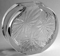 ドーム 花瓶 クレーター フラワー ベース ヴィンテージ Cratere DAUM