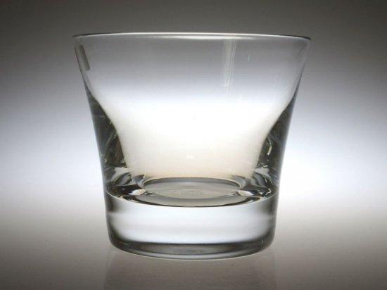 バカラ グラス ● アルファ ロックグラス シンプル オールドファッションド 未使用品 Alpha
