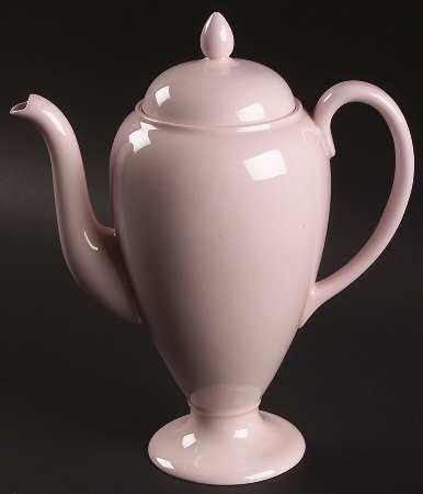 ウェッジウッド ポット アルパイン ピンク コーヒーポット 蓋付き 小さめ ミニ Alpine Pink
