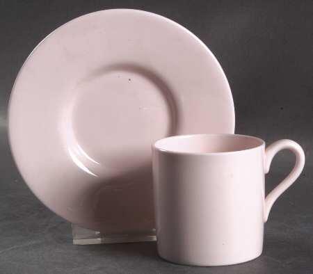 ウェッジウッド カップ&ソーサー アルパイン ピンク デミタス C&S Alpine Pink