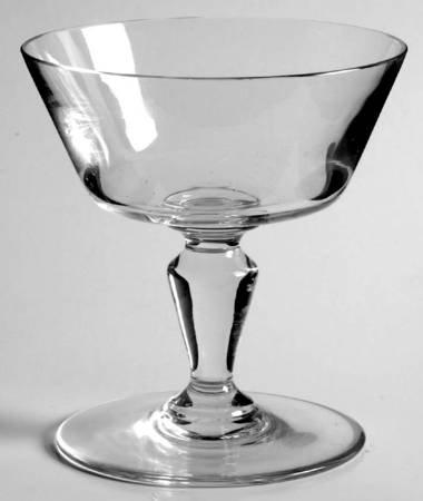 バカラ グラス アヴィニョン シャンパン クープ  グラス シャーベット Avignon