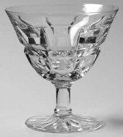 ドーム グラス 多数のカット リキュール カクテル グラス DAUM