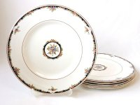 ウェッジウッド プレート ■ オズボーン ディナープレート 大皿 1級品 Osborne