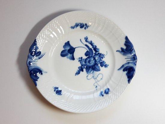 ロイヤルコペンハーゲン プレート■ブルーフラワーカーブ オーバルプレート 楕円 大皿 1枚 1級品 美品