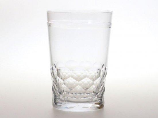 バカラ グラス ● ショニー ミニ タンブラー うろこ エカイユ 9cm Chauny