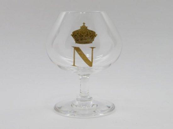 バカラ グラス ● ナポレオン ブランデー コニャック グラス Napoleon N Crown 金彩 王冠 クラウン Cognac<img class='new_mark_img2' src='https://img.shop-pro.jp/img/new/icons11.gif' style='border:none;display:inline;margin:0px;padding:0px;width:auto;' />