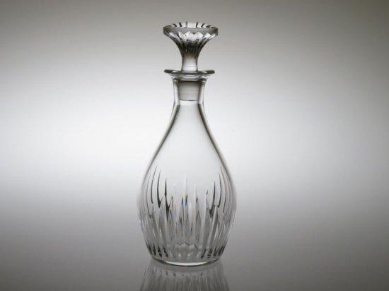 バカラ デキャンタ ● マッセナ ミニ デキャンタ クレット キュレット パフュームボトル 香水瓶 15.5cm Massena
