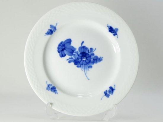 ロイヤルコペンハーゲン プレート■ブルーフラワー プレイン デザートプレート 皿 1枚 1級