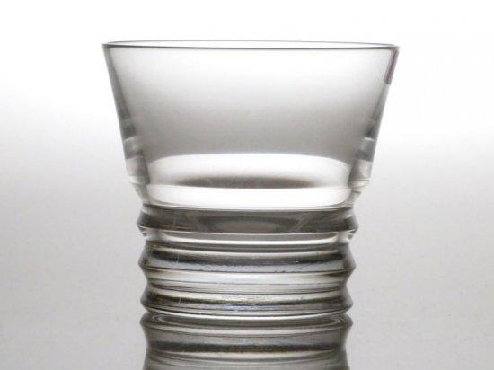 バカラ グラス ● ベガ ロック グラス オールド ファッションド 8.5cm 未使用品 クリスタル