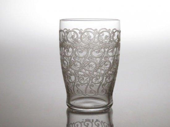 バカラ グラス ● クヴィユ ローハン タンブラー 8cm ヴィンテージ 刻印あり Rohan Gouvieux
