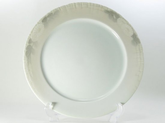 ロイヤルコペンハーゲン プレート■ミッドサマーナイトドリーム ピンク ディナープレート 1枚 大皿 昆虫 1級