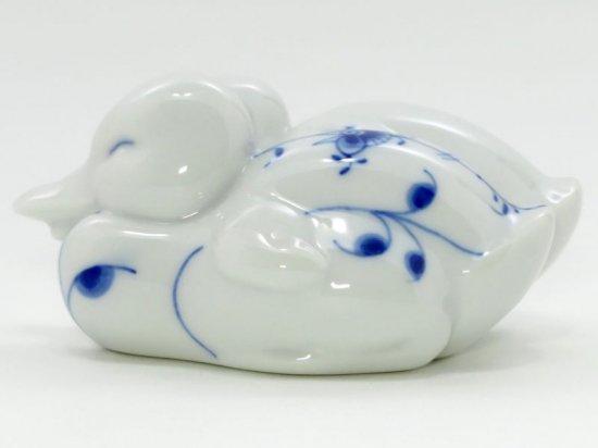 ロイヤルコペンハーゲン フィギュリン■ブルーパルメッテ 二羽のアヒル あひる 置物 オブジェ インテリア 動物