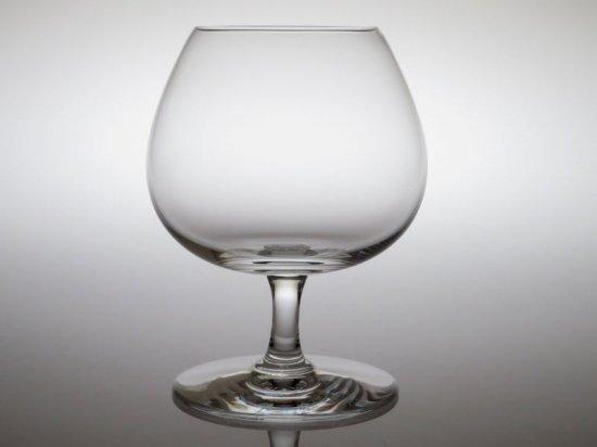 バカラ グラス ● コニャック プレーン シンプル ブランデー グラス 11.5cm 刻印 サイン 入り Cognac