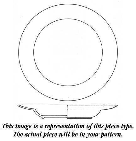 ウェッジウッド ルネッサンスブルー スープ皿 深皿