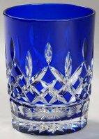ウォーターフォード リスモア ダブルオールドファッショングラス コバルトブルー