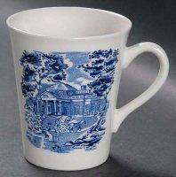 ウェッジウッド マグカップ カントリーサイド ブルー