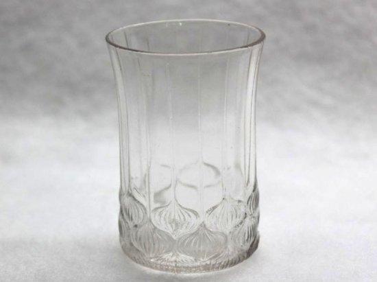 アンティーク ラリック グラス ● タンブラー ハーレム 7cm カタログ掲載品 レア
