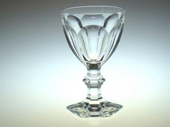 バカラ グラス ● アルクール ワイン グラス 13.5cm 未使用品 刻印 Harcourt