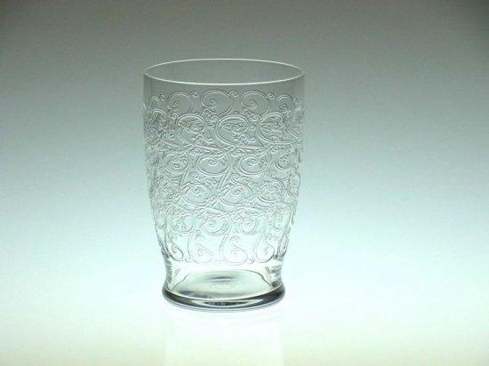 バカラ グラス ● クヴィユ タンブラー ヴィンテージ ローハン クリスタル Rohan Gouvieux 9cm