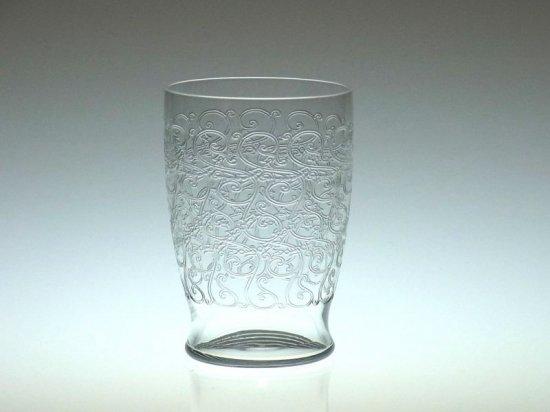 バカラ グラス ● クヴィユ タンブラー ヴィンテージ ローハン クリスタル Rohan Gouvieux 10cm