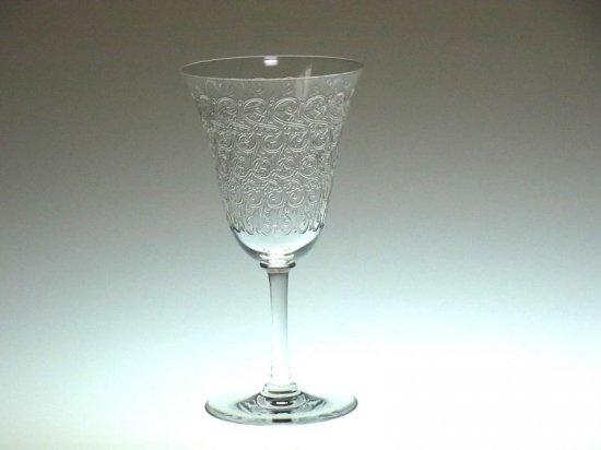 バカラ グラス ● シャトーブリアン ロングステム ウォーターゴブレット ローハン Chateaubriant