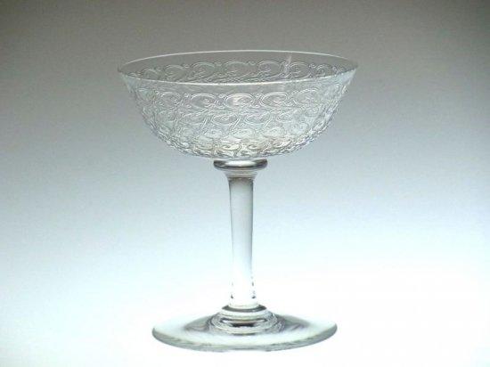 バカラ グラス ● シャトーブリアン ロングステム シャンパンクープ ヴィンテージ ローハン Chateaubriant